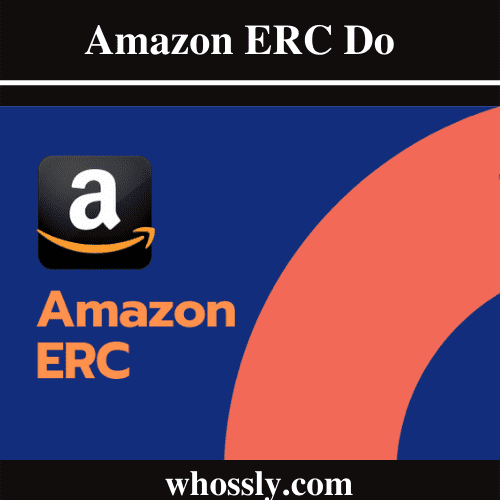 What Does The Amazon ERC Do?